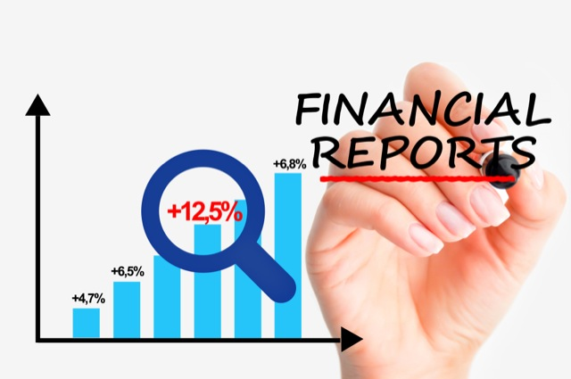 financial reports